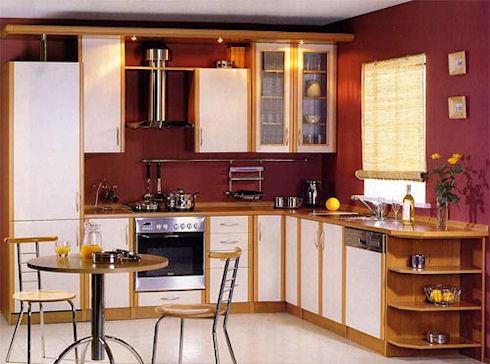 Особенности выбора обоев для кухни
