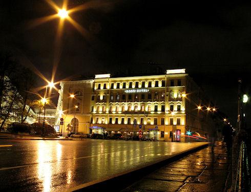 Где остановиться в Санкт-Петербурге на ночлег?