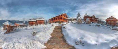 Отдыхаем зимой в Буковеле