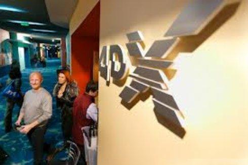 Открытие кинотеатра 4DX в Великобритании не за горами