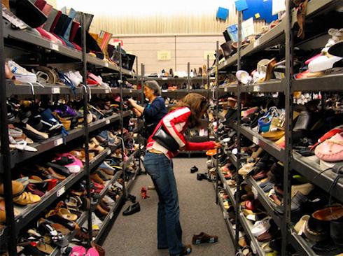 Открытие своего обувного магазина
