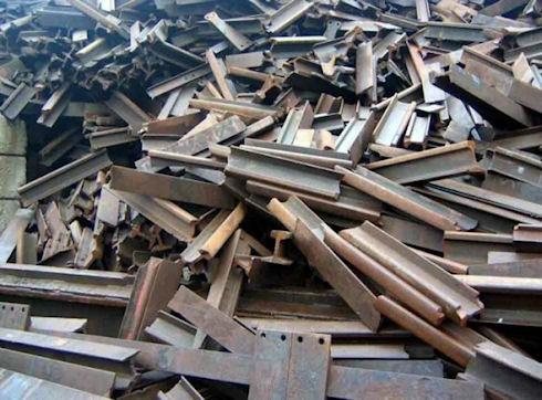 Отходы металлолома