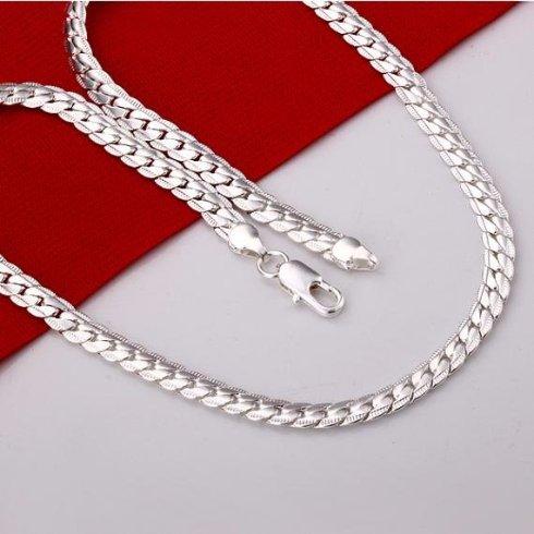 Ожерелье из стерлингового серебра на все случаи жизни
