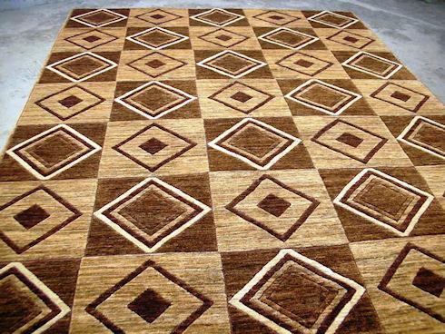 Пакистанские ковры ручной работы