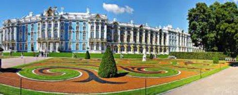 Памятные места Санкт-Петербурга - Царское село