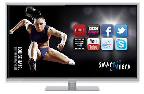 Panasonic Smart Viera – будущее в вашем доме