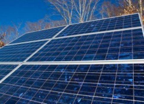Парк, работающий от солнечной энергии, открылся в Дубае