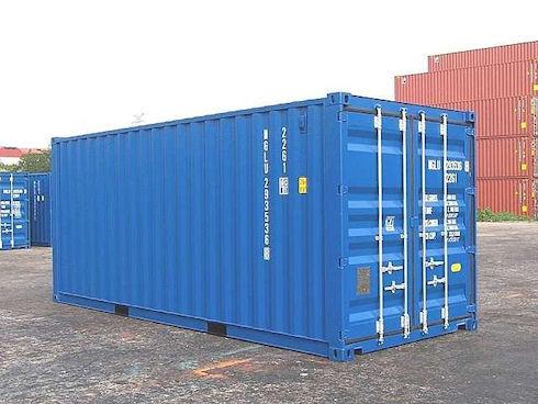 Стоимость перевозки контейнера с домашними вещами и не только
