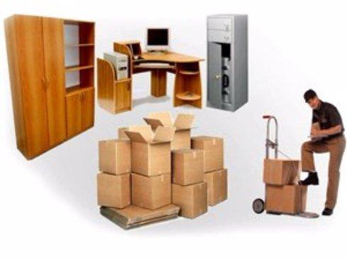 Перевозка и сборка мебели от компании «Деликатный Переезд»