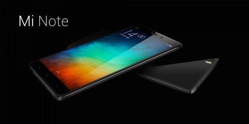 Первая партия Xiaomi Mi Note разошлась за 3 минуты