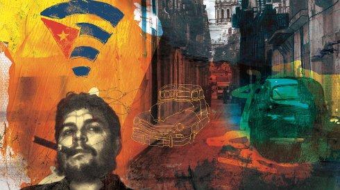 Первый бесплатный общедоступный Wi-Fi появился на Кубе