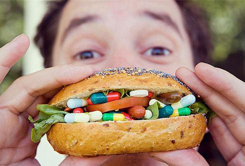 Пищевые добавки в современном мире