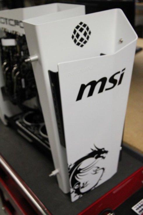 Состоялась презентация мощного игрового ПК от Xotic PC и MSI