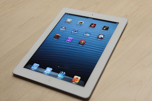 Планшетный парк Apple: эволюция iPad