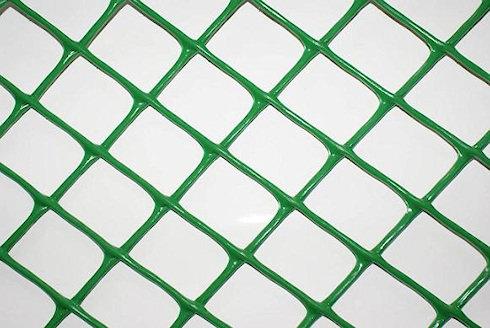 Отличная помощь садоводу – пластиковая сетка