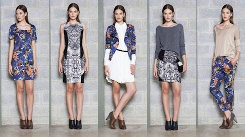 Платья в 2014-ом
