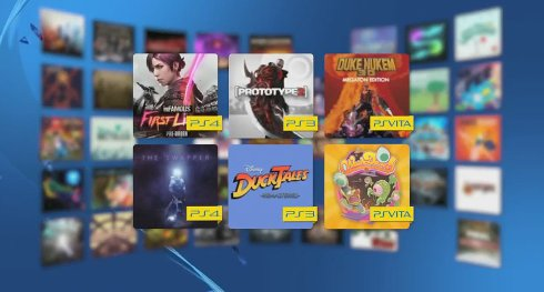 Январь приготовил много сюрпризов для подписчиков сервиса PlayStation Plus