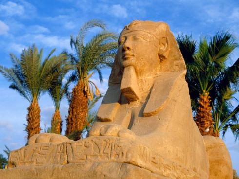По Египту на квадроцикле