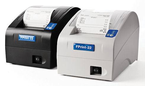 Подключение фискального регистратора FPrint к компьютеру