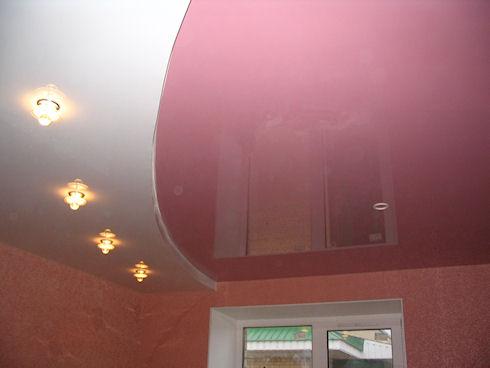 Подвесные или натяжные потолки