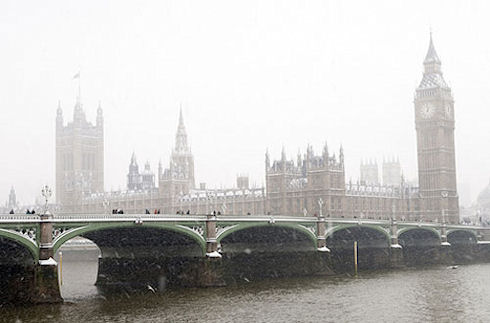 Погода, климат Великобритании