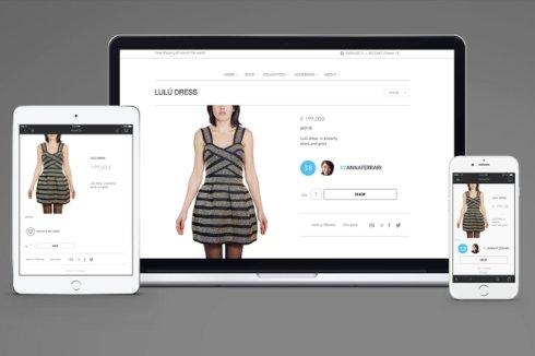 Покупка одежды в интернет-магазинах станет проще с гаджетом On