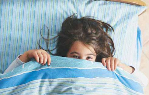 Как помочь вашему ребенку преодолеть страхи