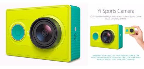 Популярная камера GoPro столкнулась с конкурентом