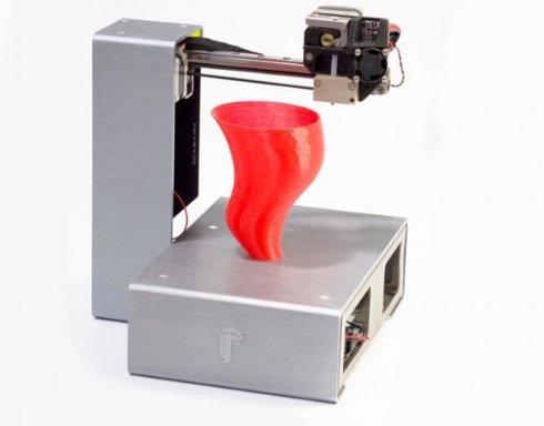 Portabee представила высококачественный 3D-принтер