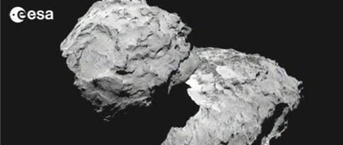 Впервые в истории зонд Philae совершил посадку на комету