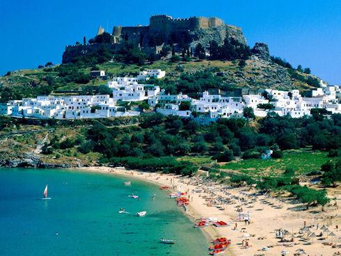 Потрясающая Греция