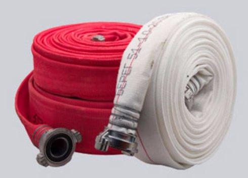 Пожарный рукав неотъемлимая часть для устранения пожара