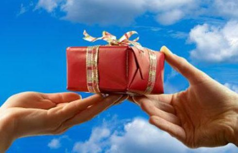 «Правильные» подарки