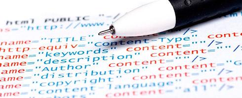 Правильные теги title, description, keywords