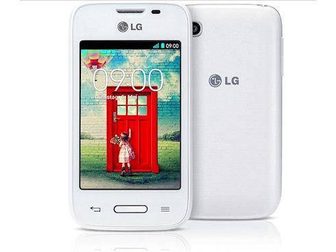 Представлен бюджетный смартфон от LG – L35