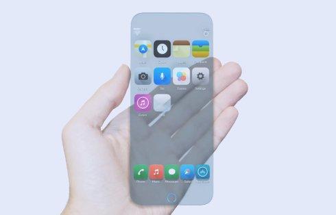 Представлен концепт iPhone X (Видео)
