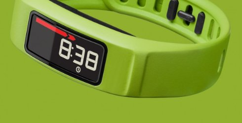 Представлен мотивирующий фитнес-трекер от Garmin