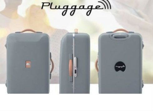 Представлен «умный» чемодан (видео)