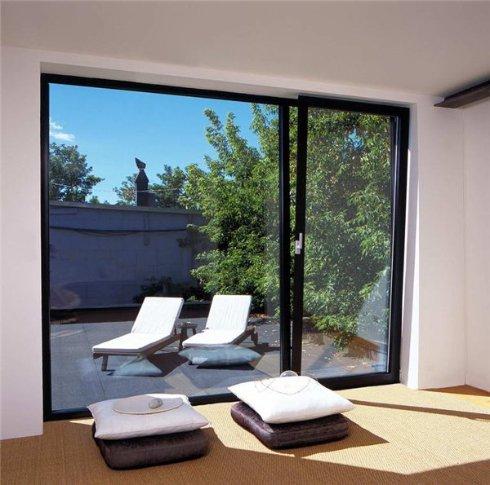 Преимущества современных алюминиевых окон