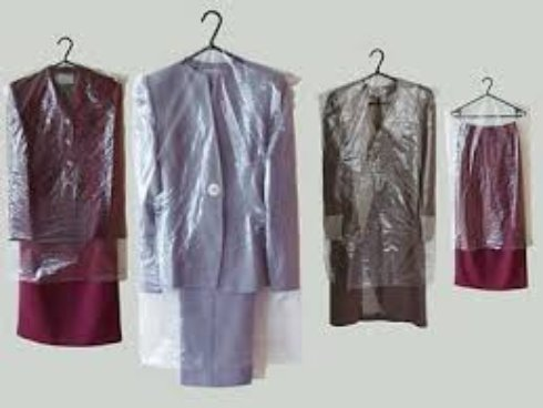 Преимущества использования пакетов для одежды