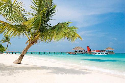 Прекрасный отдых на Мальдивах