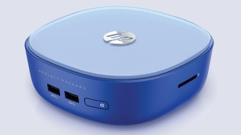 Презентация настольного компьютера нового поколения от HP
