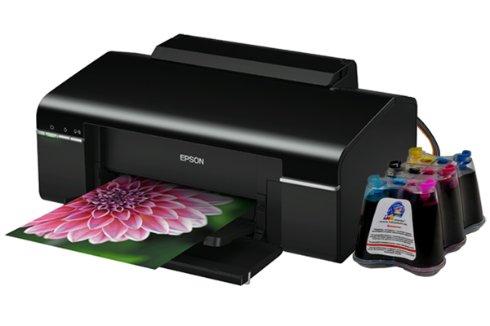 Принтеры с системой непрерывной подачи чернил (снпч)
