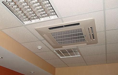 Системы вентилирования на производстве