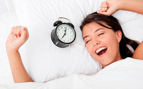 Как проснуться в хорошем настроении утром