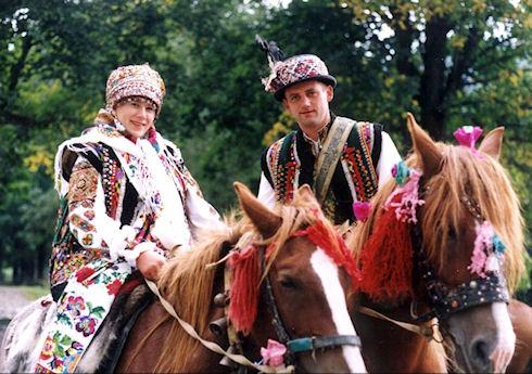 Как правильно провести гуцульскую свадьбу, традиции и обычаи