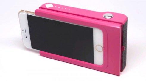 Чехол Prynt превратит смартфон в старинный Polaroid