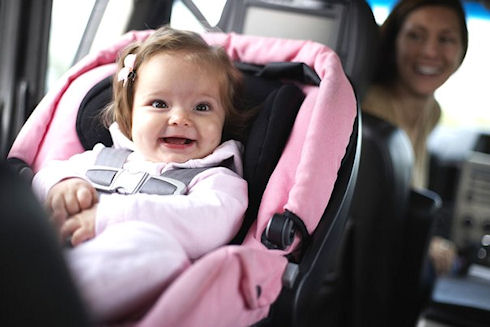 Стоит ли путешествовать с младенцем?