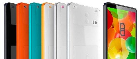 Во второй половине 2015 года Circular Devices выпустит Puzzlephone