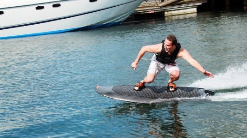Radinn — электрическая доска для сёрфинга
